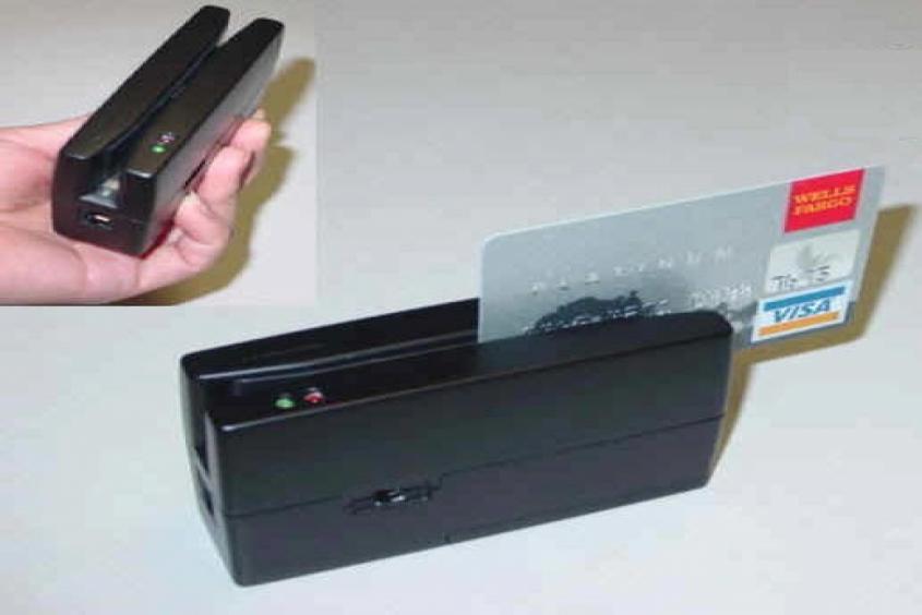 سرقت اطلاعات کارتهای بانکی به روش اسکیمر در قالب دست فروش و فروشنده